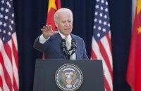 США не воюватимуть за Афганістан, якщо Афганістан не воюватиме за себе, - Байден