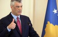 Президент Косово обвинил Россию в попытках дестабилизировать страну