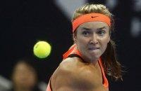 Свитолина вышла в финал турнира в Торонто