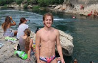 Британский спортсмен, которому СБУ запретила въезжать в Украину, снова посетил соревнования в Крыму