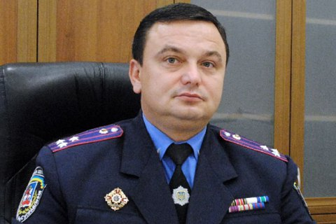 Начальник полиции Киевской области подал в отставку