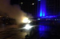 Унаслідок вибуху біля Донецької ОДА постраждали сім осіб (оновлено)