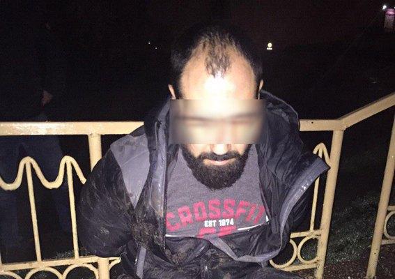 Второй задержанный в Одессе, 1 марта