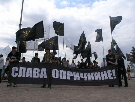 Роман Владимира Сорокина может воплотиться в жизнь в Украине