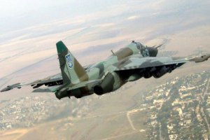 В СНБО рассказали, как российский самолет пытался сбить украинский СУ-25
