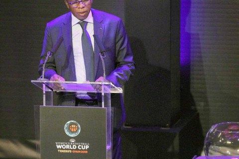 Президент Міжнародної федерації баскетболу пішов з посади через скандал довкола сексуальних домагань