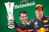 Сенсационно завершился в Формуле 1 Гран-При Китая