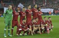 Состоялся первый полуфинальный матч Лиги Чемпионов