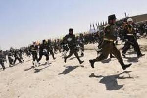 Афганська армія вчиться писати і рахувати