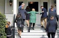 Штаб Клинтон опубликовал новые данные о ее здоровье