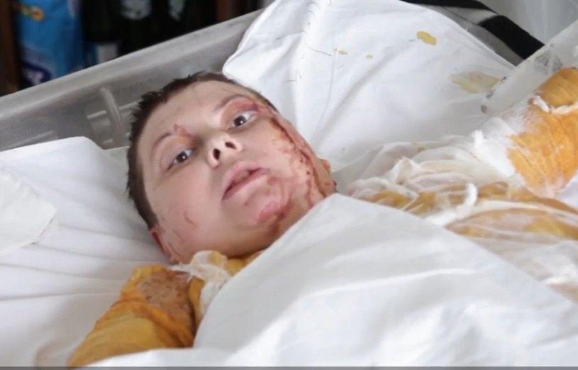 Катерина після нападу