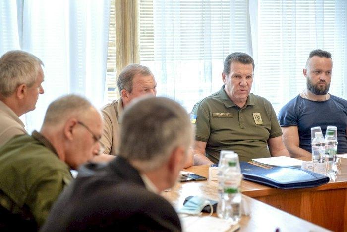 Заседание Консультативного совета по делам ветеранов при Президенте Украины, 18 июля 2020
