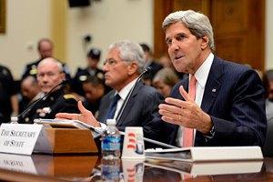 Вашингтон назвал условие отказа от удара по Сирии