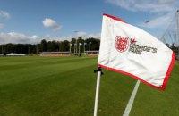 Матч між збірними Англії та Шотландії U-19 перервали по ходу першого тайму через коронавірус