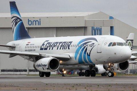 Египетский А320 перед крушением посылал электронный сигнал бедствия