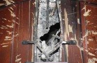У двері будинку директора ринку в Рівному кинули гранату