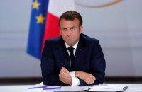 """Франція відкликала посла в Туреччині після того, як Ердоган порадив Макрону """"перевірити психіку"""""""