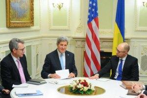 """Яценюк пропонує мирні переговори у """"київському форматі"""""""