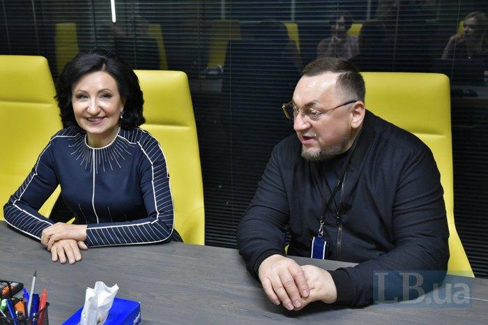Олександр і Галина Гереги