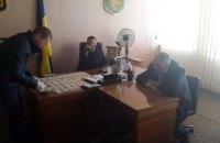 Глава района в Житомирской области задержан на взятке