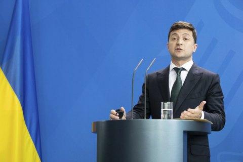 Зеленський розкритикував роботу українського МЗС у питанні звільнення полонених