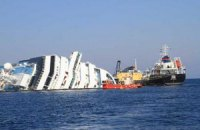 Обломок скалы из Costa Concordia превратят в памятник
