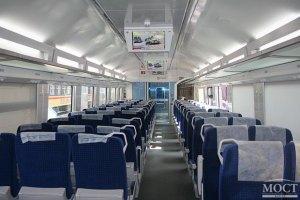 Школярів повезуть потягами Hyundai безкоштовно