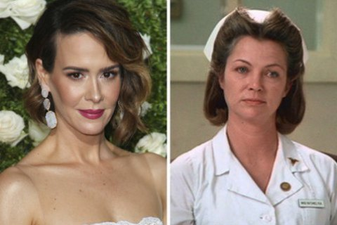 """Netflix зніме серіал про медсестру Ретчед з """"Пролітаючи над гніздом зозулі"""""""