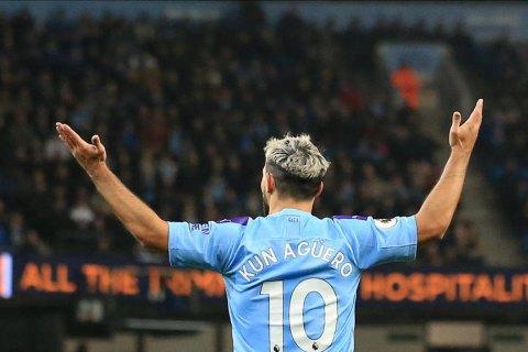 Агуэро стал самым результативным иностранным игроком в истории Английской Премьер-Лиги