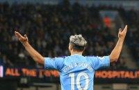 Агуеро став найрезультативнішим іноземним гравцем в історії англійської Прем'єр-ліги