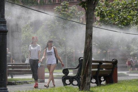 Завтра в Украине без осадков, температура до +12