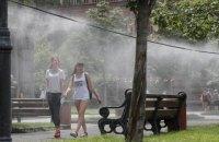 В Киеве 3 июля ожидается +34 градуса