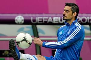 Два грека попрощались со сборной