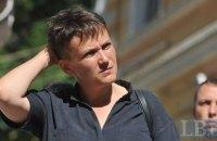 """""""Народный фронт"""" подозревает, что плен Савченко был бутафорией"""