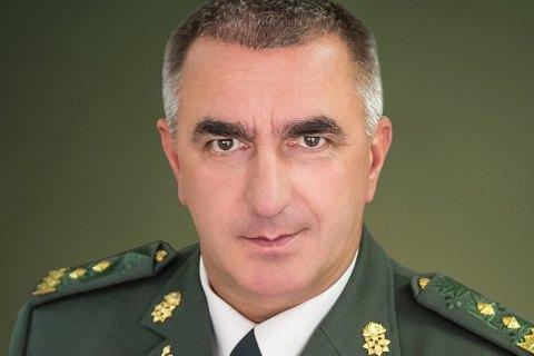 Порошенко сменил командующего Нацгвардии (обновлено)