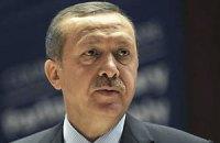 В кортеж премьера Турции бросили гранату