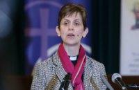 Англиканская церковь впервые назначила женщину епископом