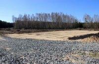 Почалося будівництво залізниці до ядерного сховища в зоні ЧАЕС