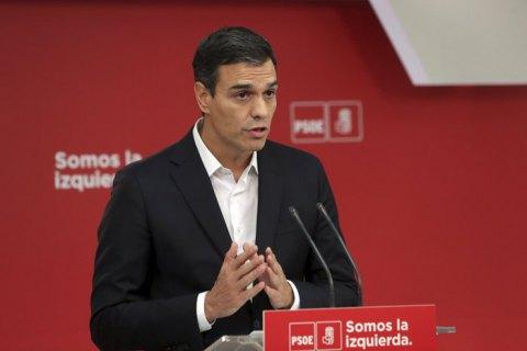 Премьер-министр Испании назначил внеочередные выборы парламента