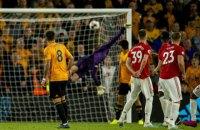 """Игрок """"Вулверхэмптона"""" отметился невероятным голом в ворота """"Манчестер Юнайтед"""" в матче АПЛ"""