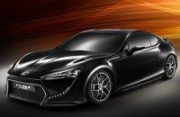 Toyota и Subaru представят совместное купе