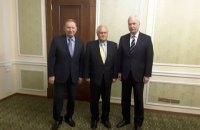 В Минске начала заседание Трехсторонняя контактная группа по Донбассу