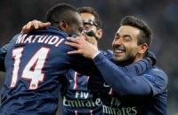 Лига чемпионов: ПСЖ проползает в следующий раунд