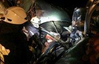 """Четыре подростка погибли в жутком ДТП на трассе """"Днепр - Кривой Рог"""""""