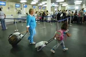Большинство болельщиков Евро-2012 прибудут в Украину по воздуху