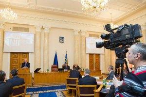 Из-за визита Азарова в Россию заседание Кабмина перенесено