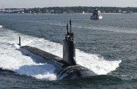 США ввели в строй новую атомную подводную лодку