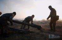 На Донбасі в суботу отримали поранення двоє українських військових