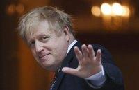 Борис Джонсон попал в ДТП в Лондоне