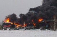 Пожар в Красноярске уничтожил целый аэропорт